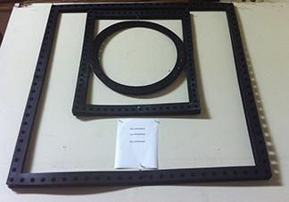 ajax boiler gaskets kraft industrial supply. Black Bedroom Furniture Sets. Home Design Ideas