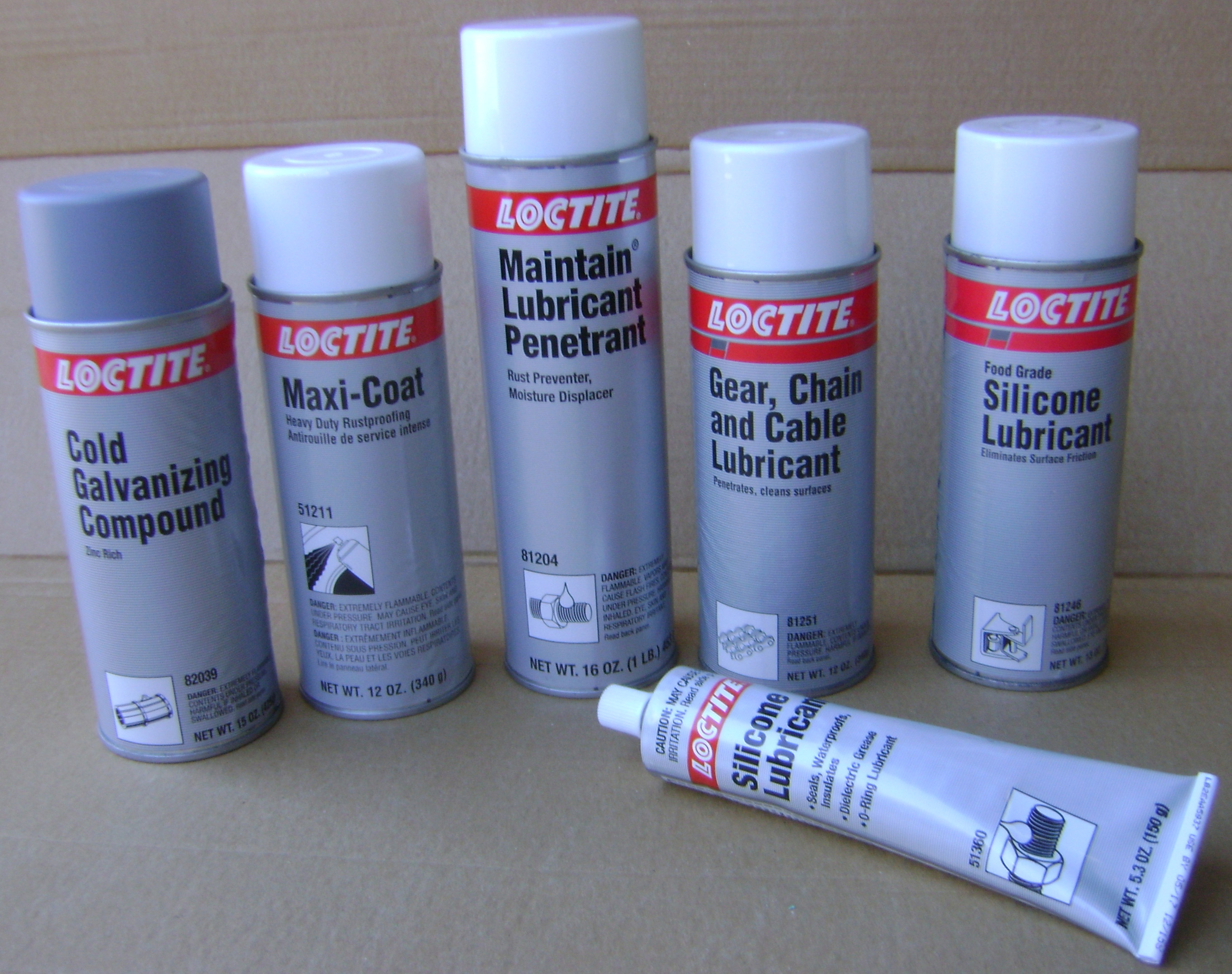 O Ring Lubricant >> Loctite®Anti-Seize|Kraft Industrial Supply